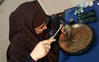 اشتغال زنان و جامعه ایران