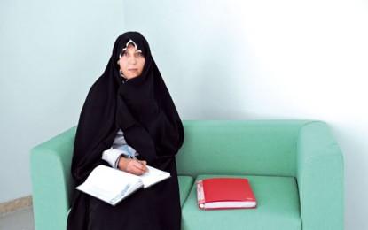 فاطمه هاشمی رفسنجانی: ما باید بحران کبود دارو را مدیریت می کردیم/ آذر طاهرآبادی