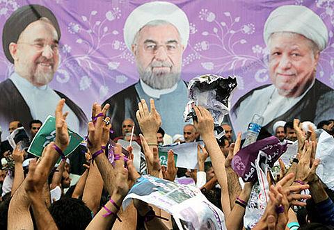 بررسی تغییراتِ احتمالی در جامعهی مدنی با توجه به تغییرِ دولت در ایران