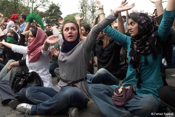 زنان و جنبش های آزادیخواهانه