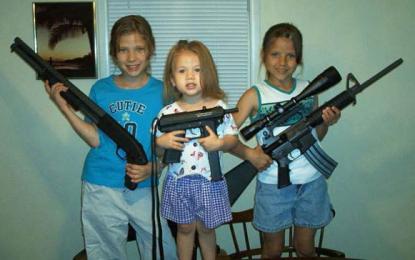 دفاع از خود و حمل اسلحه