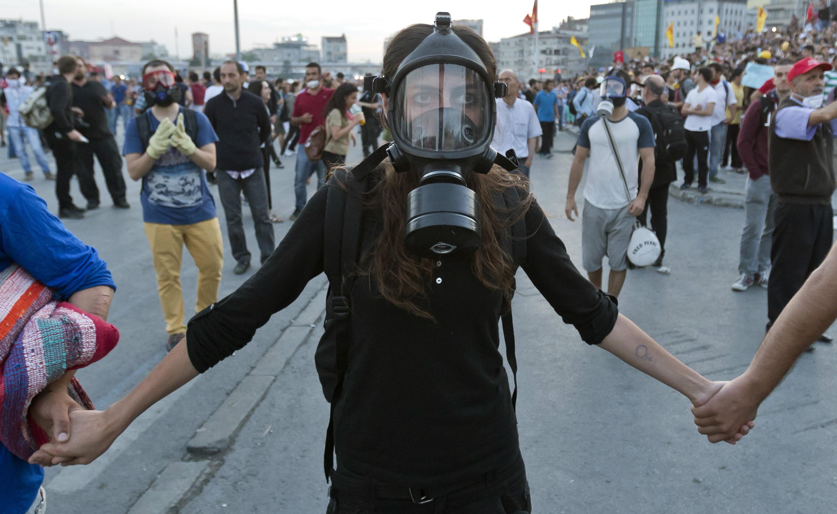 وضعیت حقوق بشر در ترکیه وخیم است