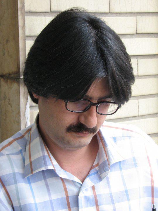 سام محمودی سرابی