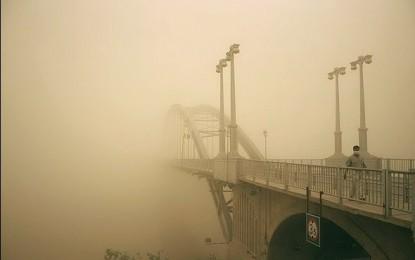 به اهواز، آلوده ترین شهر جهان خوش آمدید!