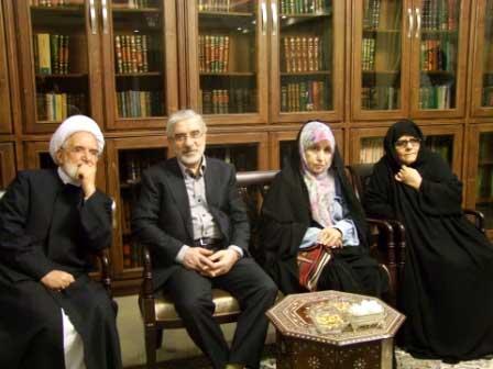 بررسی حقوقی حصر  سران جنبش سبز در ایران