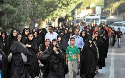 نماینده ی سابق مجلس: سیاست افزایش جمعیت مسلمانان در دستور کار است/ مصطفی رحمانی
