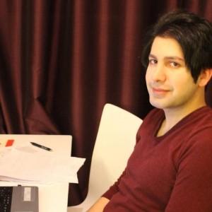 دانیال منجزی، پژوهشگر فرهنگ و ارتباطــات در فنلاند