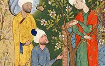 همجنسگرایی در ادبیات مشرق زمین حضوری پررنگ دارد / ایمان نیکی نژاد