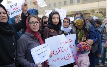 سالی سخت و خشن برای زنان در ایران/ علی کلائی