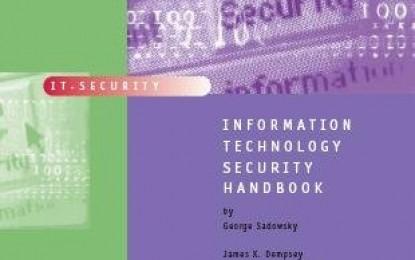 معرفی کتاب: راهنمای امنیت فناوری اطلاعات