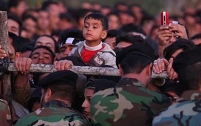 همراهی با کودک قربانی به جای پخش تصاویرش/ حامد فرمند