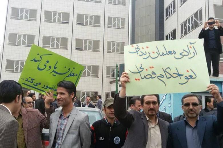 معلمان؛ از سکوت تا اعتراض/ علی پورسلیمان