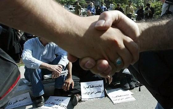 روزنامهنگار زندانی انکار نخواهد شد/ سام محمودی سرابی
