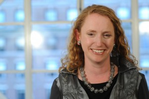 Amnesty International Executive Director Suzanne Nossel