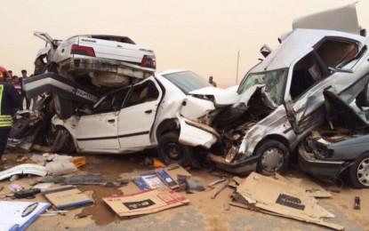سوانح رانندگی و ارتباط آن با مصادیق حقوق بشر در سلامت/ امید سلامت
