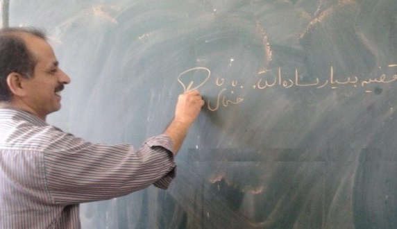 """کمپین """"نه به خشونت در مدارس""""/ احمد محمدی"""