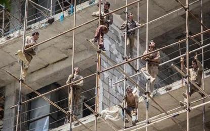 کارگران ساختمانی، قربانی نهاد استبدادی کار/ محمد صفوی