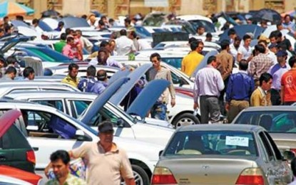 کلان شهرها و محوریت خودروها/ امیر رزاقی