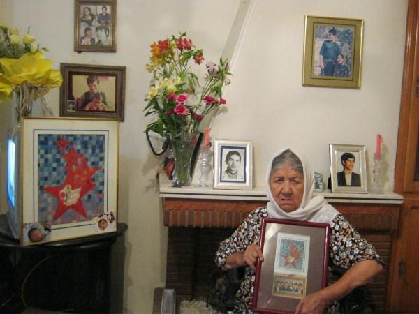 مادر بهکیش و چهار دهه مادران عزادار/ علی عجمی