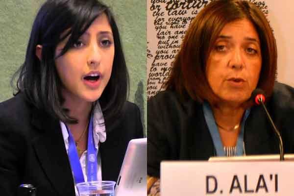اقلیتها و مجموعه فعالان؛ در گفتگو با دیان علایی و سیمین فهندژ، دو تن از نمایندگان جامعهی بین المللی بهاییان