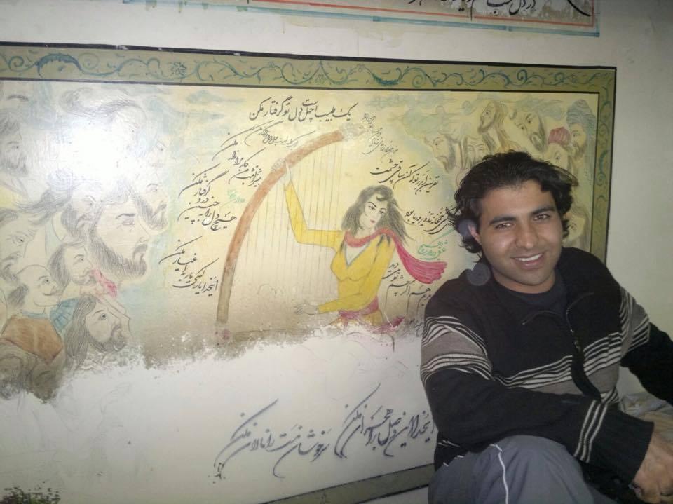هرانا؛ گزارشگران بینام تاریکخانههای نقض حقوق بشر/ علی عجمی