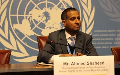 نجوای حقوق بشری درگوش حاکمان نباید هیچ گاه تضعیف شود!/ رضا علیجانی
