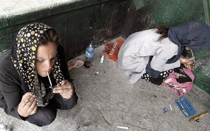 ملاحظات حقوق بشری و جنسیتی در مقابله با  مواد مخدر/ الهه امانی