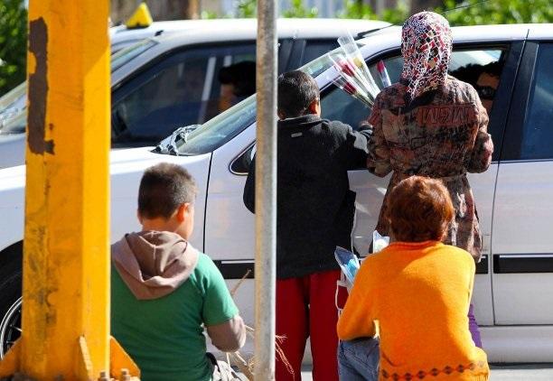 کودکان کار در میان خشونت خیابانها/ سعید حسین زاده موحد