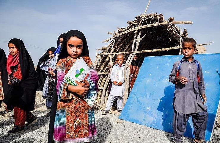 وضعیت اسفبار مدارس سیستان و بلوچستان و دلایل بازماندن دانش آموزان از تحصیل/ مسعود رئیسی