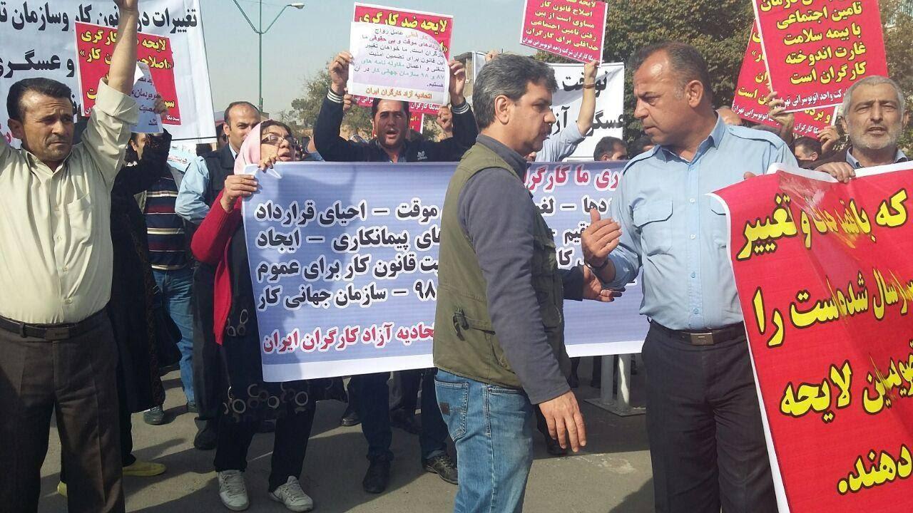 خلاءهای قانونی دستمزد در مواجهه با کارگر و کارفرما/ امیر چمنی