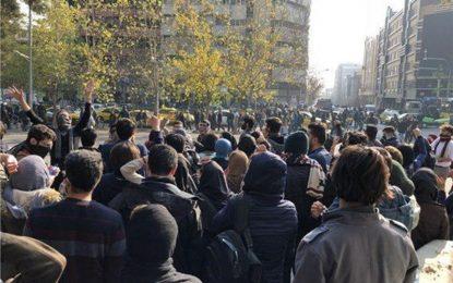 تاملى کوتاه درباره اعتراضات سراسری دى ماه ٩۶/ قهرمان قنبری