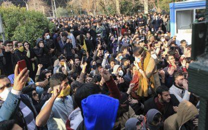 نگاهی به جایگاه دانشگاه در اعتراضات دی ماه/ مجید دری