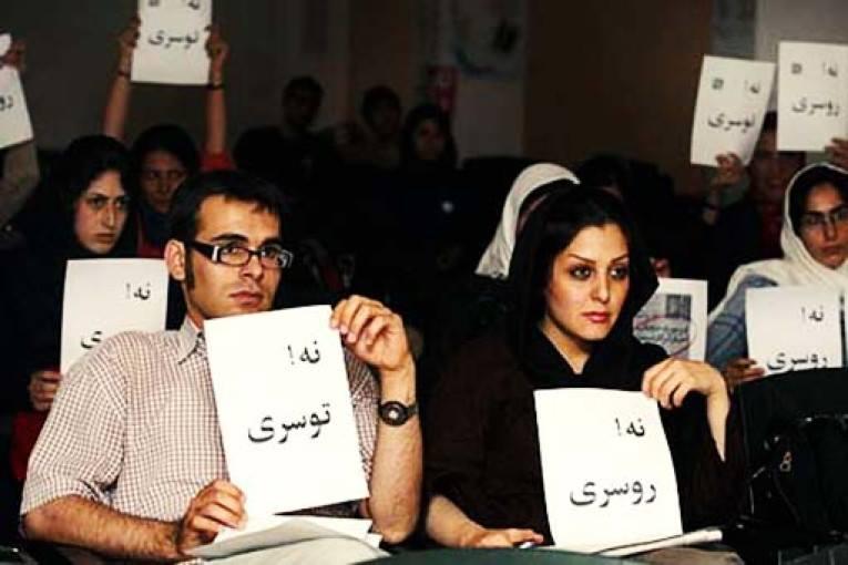 """توسری به اسم """"حجاب"""": از اجباری شدن تا موضوع پژوهش/ اندیشه جعفری"""