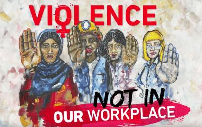 اقدام جهانی برای کنوانسیون رفع خشونت در محیط کار/ الهه امانی
