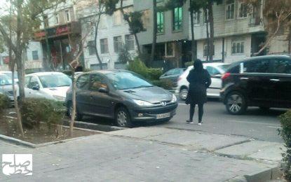 یک روز با زنان تن فروش خیابان های گلبرگ و رشید تهران/ فاطمه محمدی
