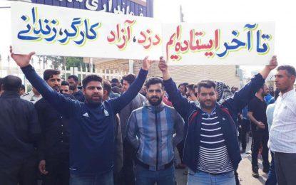 آیا جنبش های صنفی می توانند فضای اجتماعی را از نهادهای سرکوب پس بگیرند؟/ احمد علوی