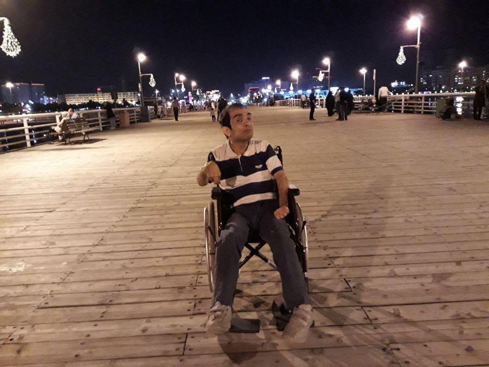نگاهی به مشکلات روزمره معلولان در ایران؛ در گفتگو با محمدرضا صیداوی/ سیاوش خرمگاه
