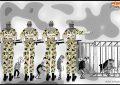 """در حاشیه طرح """"جمع آوری معتادان متجاهر توسط سپاه و بسیج""""– کاری از مهدی صادقی"""