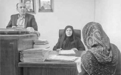 ضرورت حضور قاضی مشاور زن در پرونده های خشونت خانگی/ رایحه مظفریان