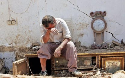 آسیب پذیری مقابل بلایای طبیعی، نتیجه نگاه امنیتی به مقوله محیط زیست/ محمد محبی