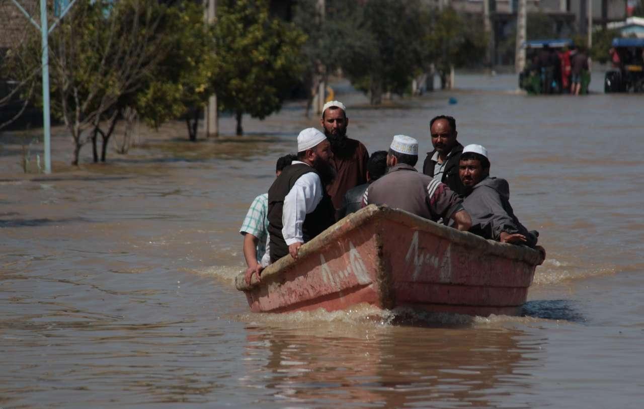 سیلاب ها، بلای جان گلستان/ دانیال بابایانی