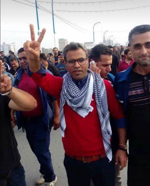نگاهی به فشارهای اخیر بر کارگران در اهواز؛ در گفتگو با میثم آل مهدی/گفتگو از سیمین روزگرد