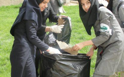 مدیریت زباله به عنوان یک مسئولیت جمعی/آبان پرتویی