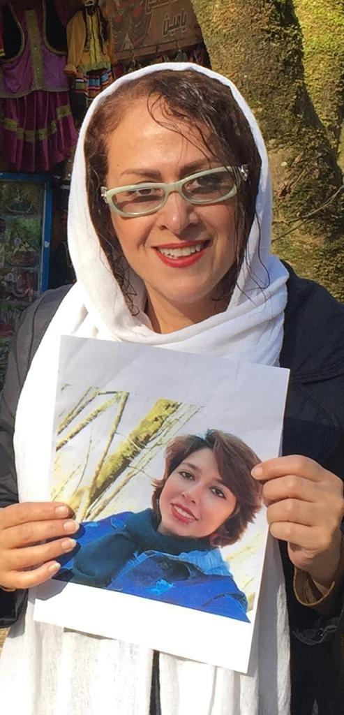 قلبم را در قرچک جا گذاشتم؛ در گفتگو با راحله احمدی مادر صبا کردافشاری/گفتگو از ژوان مهابادی