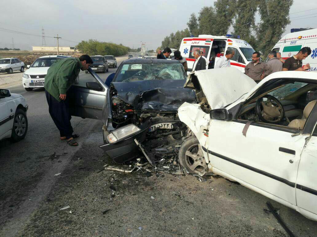 راننده، خودرو و جاده؛ ترکیب مرگآور تصادفات در ایران/معین خزائلی