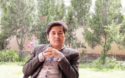 خشونت امری غیرانسانی است؛ در گفتگو با حسین بیوک فعال اجتماعی افغانستانی/گفتگو از ماری محمدی