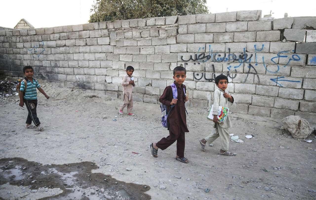 کودکانی که آرزوهایشان در حاشیه شهرها خاکستر میشود/سایه رحیمی