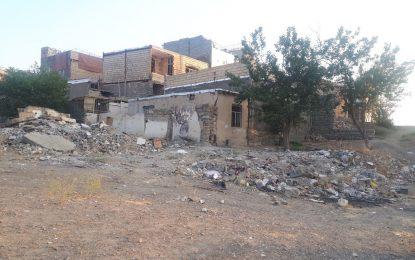 تصویری ازمحله حاشیهنشین «خط چهار حصار کرج»؛ قلمرو تهیدستان شهری/مهرنوش نوعدوست