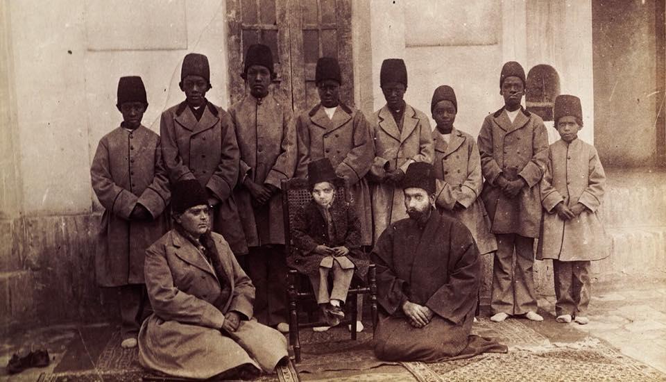اقلیت آفریقاییتبار در بندر بوشهر/سیامک ملامحمدی